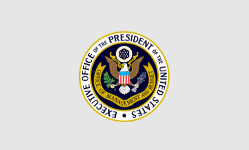 Seal for the Office of Management and Budget.
